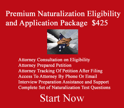 Premium Naturalization Lawyer Consultation