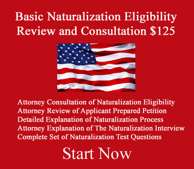 basic naturalization lawyer consultation